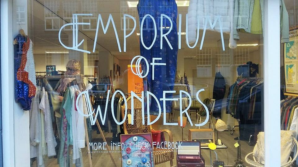 EMPORIUM OF WONDERS AMSTERDAM