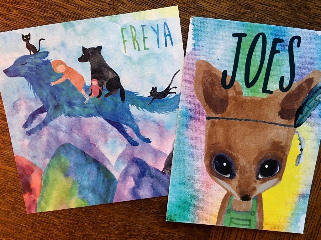 JOES & FREYA
