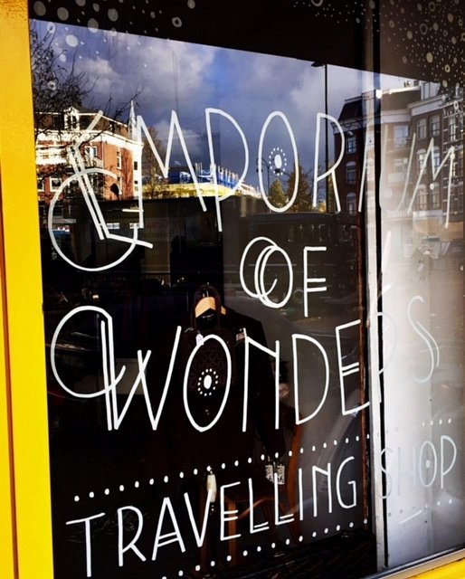 WINDOWS 'EMPORIUM OF WONDERS'
